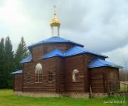 Церковь Марии Магдалины - Холомерье - Городокский район - Беларусь, Витебская область