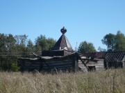 Неизвестная часовня - Никольское - Кирилловский район - Вологодская область