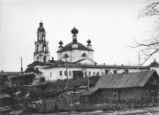Церковь Троицы Живоначальной - Старая Вичуга - Вичугский район - Ивановская область