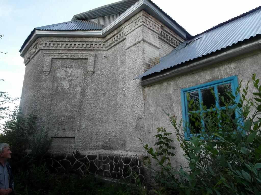 Церковь Андрея Первозванного, Баркытбел (б. Новоандреевка)
