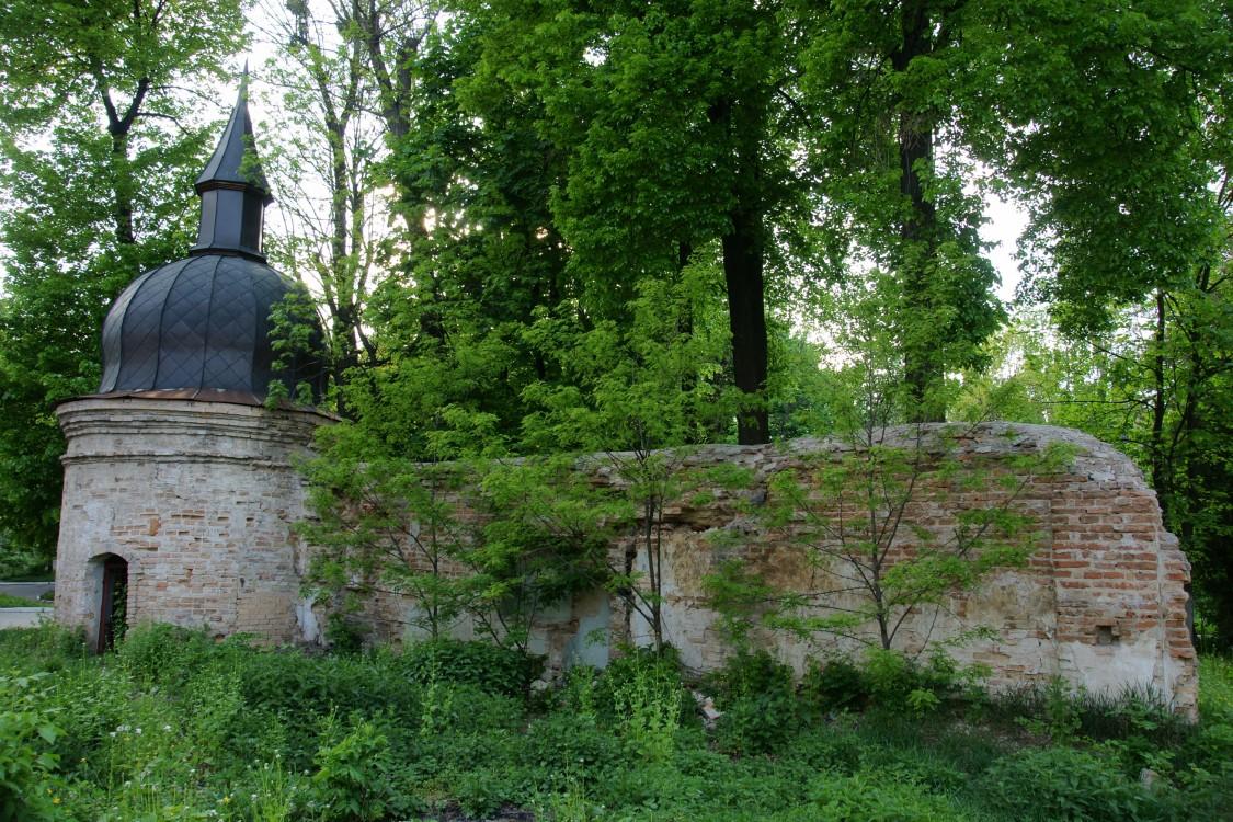 Киевский Кирилловский монастырь, Киев