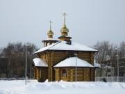 Церковь Феодора Ушакова в Нагорном (новая) - Нагорный - Южный административный округ (ЮАО) - г. Москва