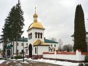 Онуфриевский Яблочинский монастырь. Церковь Онуфрия Великого - Яблечна - Люблинское воеводство - Польша