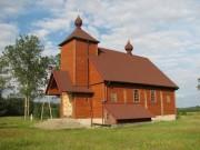 Церковь Кирилла и Мефодия - Мацьковичи - Подляское воеводство - Польша
