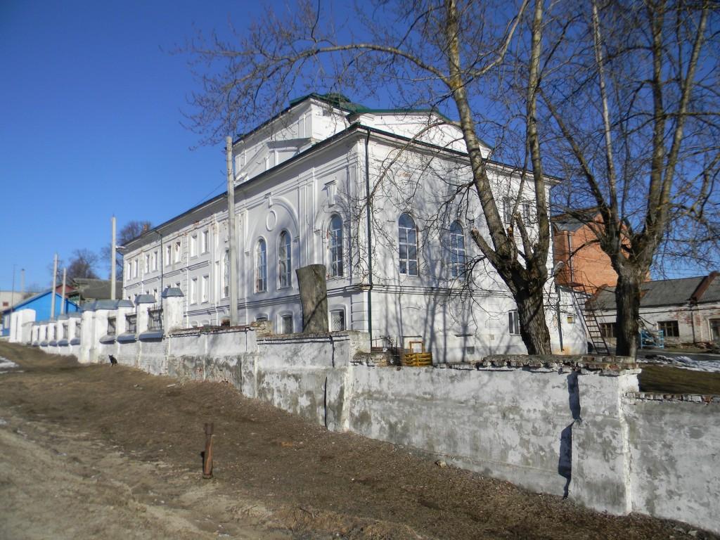 Церковь Иоанна Предтечи при Шорыгинской богодельне, Хозниково