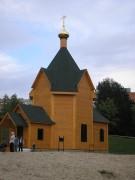Саров. Духа Святого Сошествия на Ближней Пустыньке, церковь
