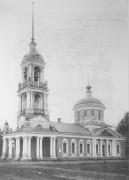 Церковь Воскрешения Лазаря - Ростов - Ростовский район - Ярославская область