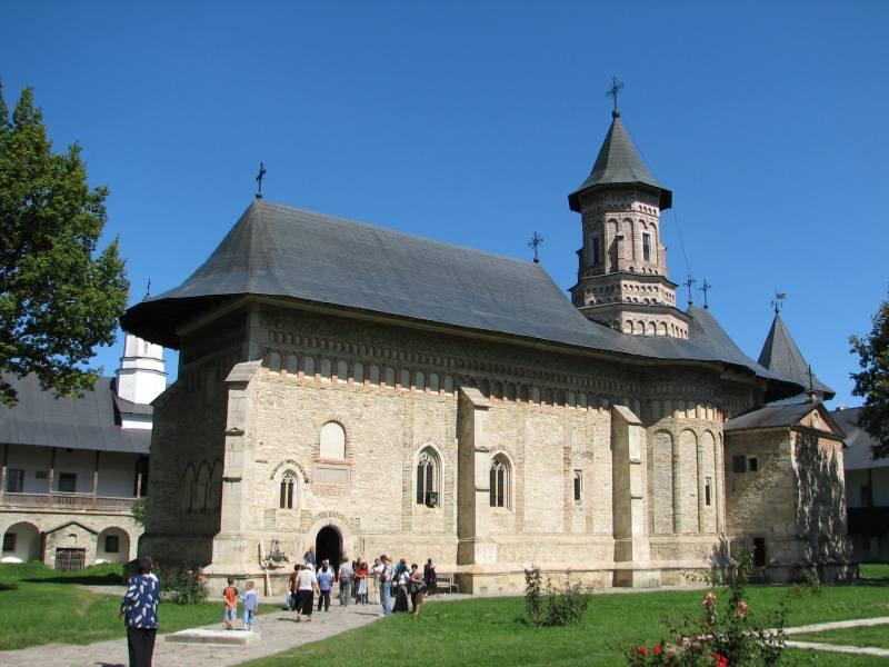 Вознесенский Нямецкий монастырь, Нямецкий посад