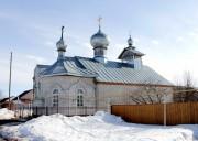 Церковь Троицы Живоначальной - Вятское - Советский район - Республика Марий Эл
