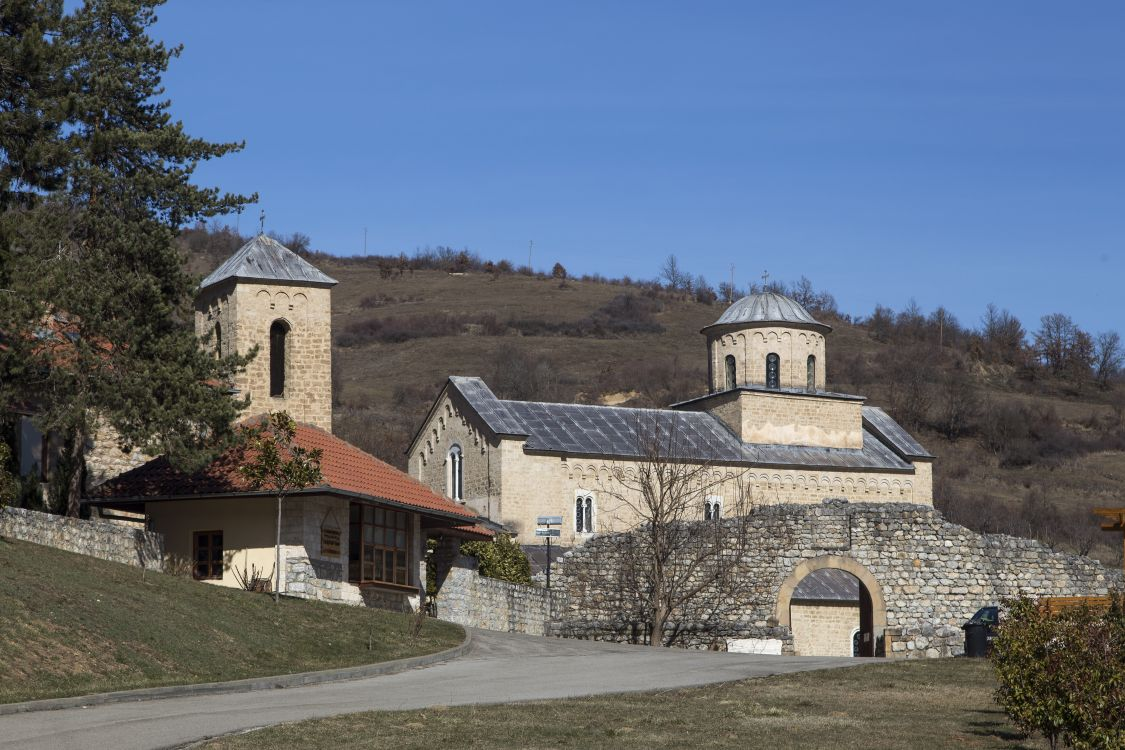 Сопочанский Троицкий монастырь, Доляни