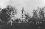 Церковь Николая Чудотворца во Ржищах - Ростов - Ростовский район - Ярославская область