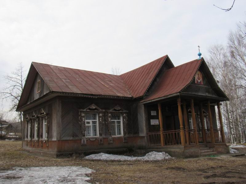 Церковь Покрова Пресвятой Богородицы, Малечкино