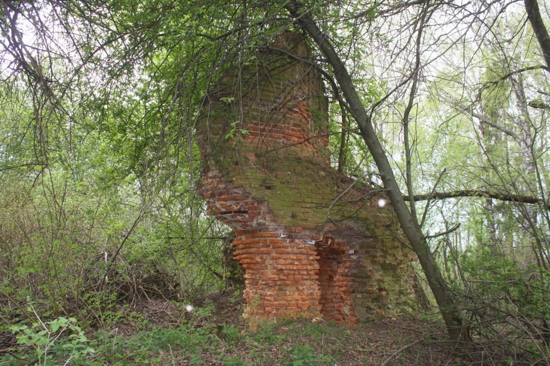 Церковь Покрова Пресвятой Богородицы, Дертихино