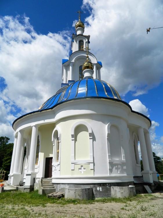 Церковь Рождества Пресвятой Богородицы, Пинск