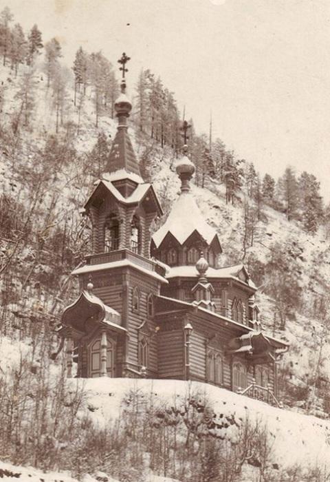 Церковь Петра и Павла, Маритуй