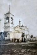 Церковь Спаса Преображения (старая) - Пристанное - Саратовский район - Саратовская область