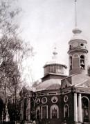Церковь Воскресения Христова на Чёрнослободском кладбище - Елец - Елецкий район и г. Елец - Липецкая область