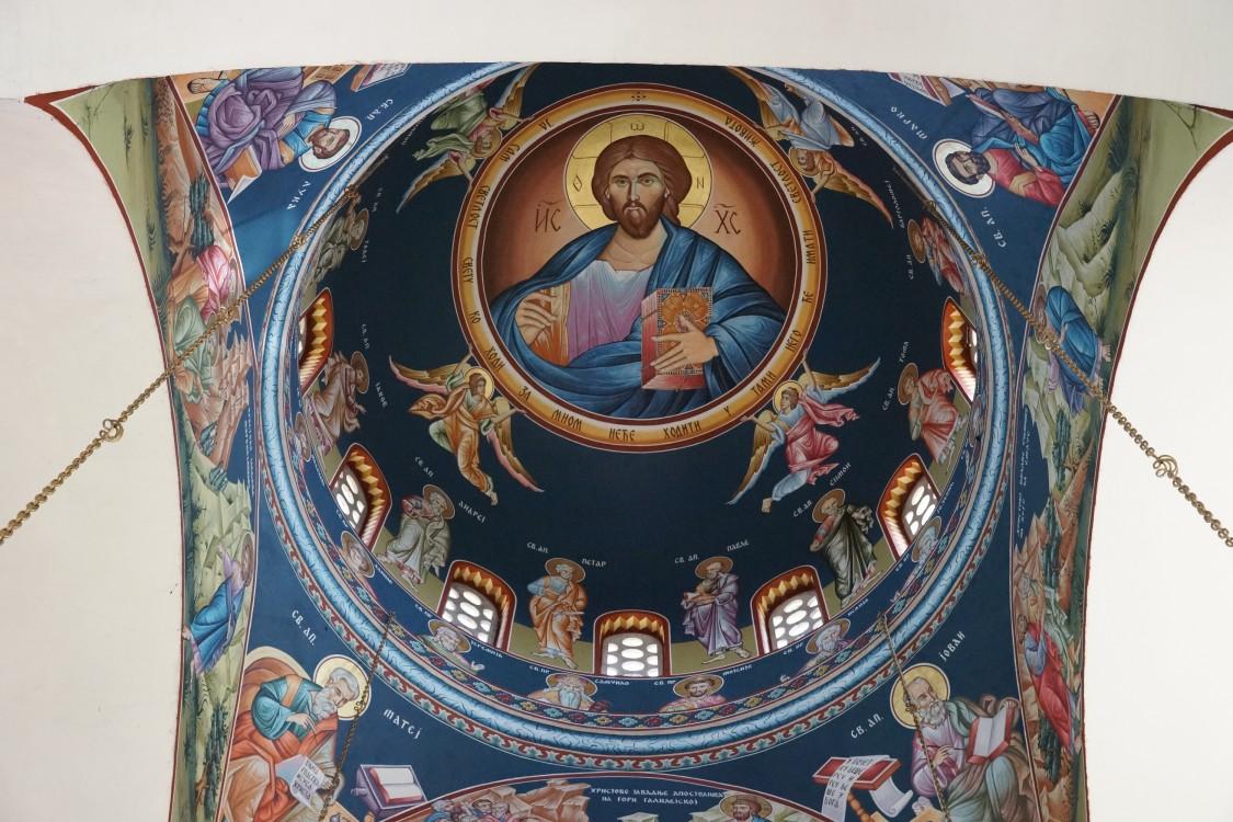 Церковь Стефана Лазаревича, Деспотовац