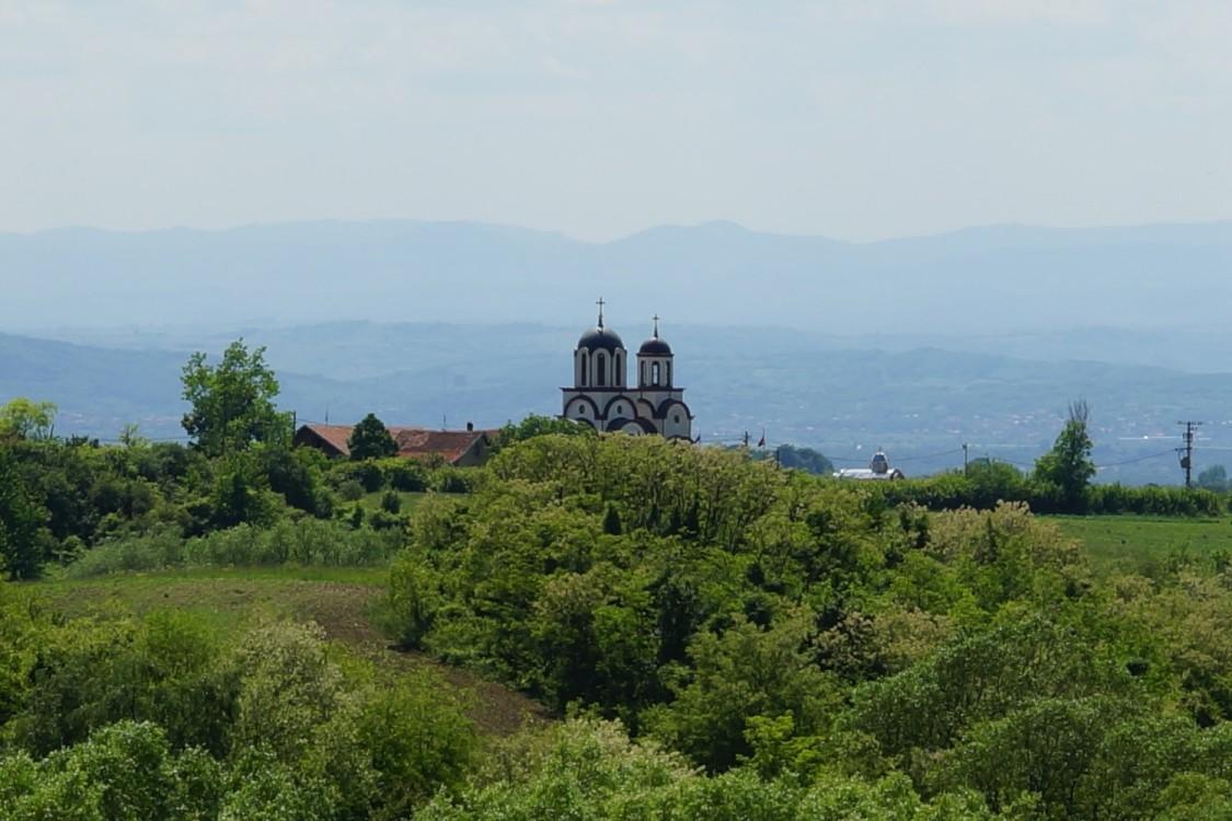 Церковь Троицы Живоначальной, Вирине