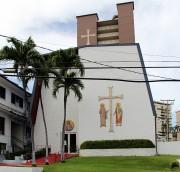 Собор Константина и Елены - Гонолулу - Гавайи - США