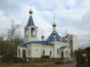 Церковь Ольги равноапостольной в Останкине - Москва - Северо-Восточный административный округ (СВАО) - г. Москва