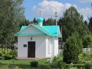 Пирозеро. Покрово-Тервенический женский монастырь. Пирозерский скит. Часовня иконы Божией Матери