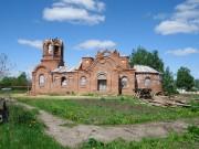 Церковь Николая Чудотворца (строящаяся) - Третьи Левые Ламки - Сосновский район - Тамбовская область