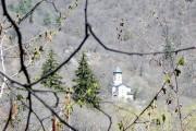 Церковь Георгия  Победоносца - Икви, урочище - Шида-Картли - Грузия
