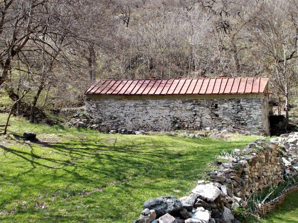 Монастырь Ркони, Ркони