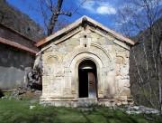 Монастырь Ркони. Церковь Иоанна Предтечи - Ркони - Шида-Картли - Грузия
