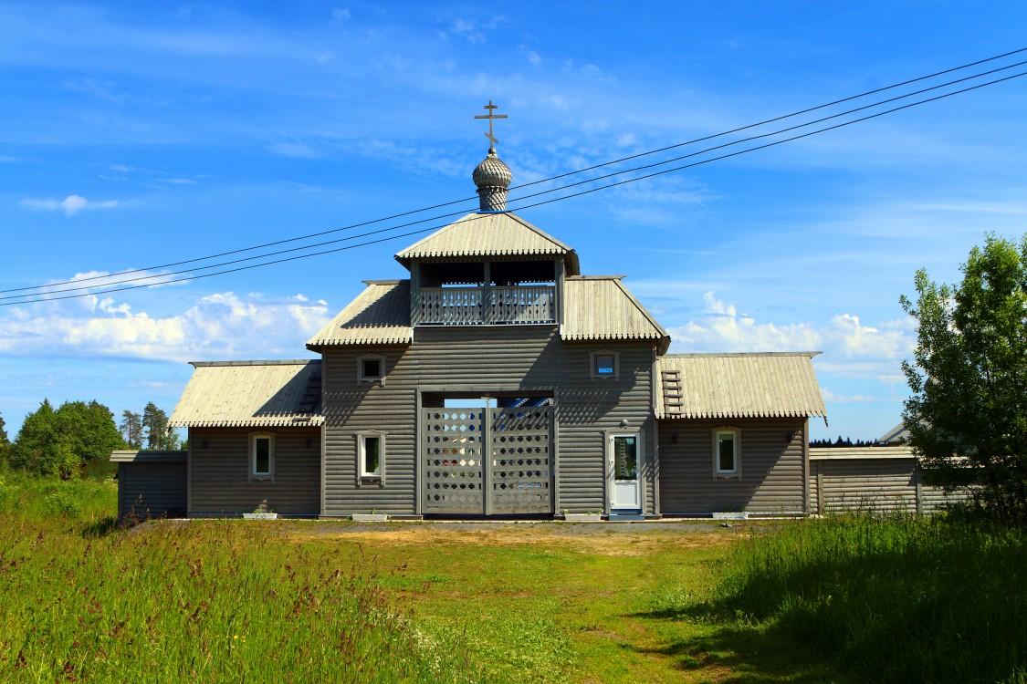 Церковь Покрова Пресвятой Богородицы, Кааламо