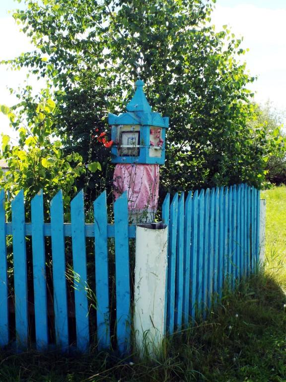 Республика Татарстан, Менделеевский район, Старое Гришкино. Часовенный столб (южный), фотография. фасады