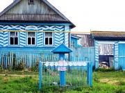 Часовенный столб (центральный) - Старое Гришкино - Менделеевский район - Республика Татарстан