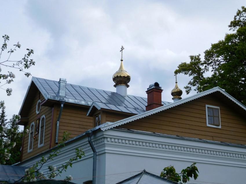 Спасо-Преображенский Валаамский монастырь. Скит Всех Святых. Домовая церковь иконы Божией Матери