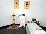Спасо-Елеазаровский женский монастырь. Часовня - Елизарово - Псковский район - Псковская область