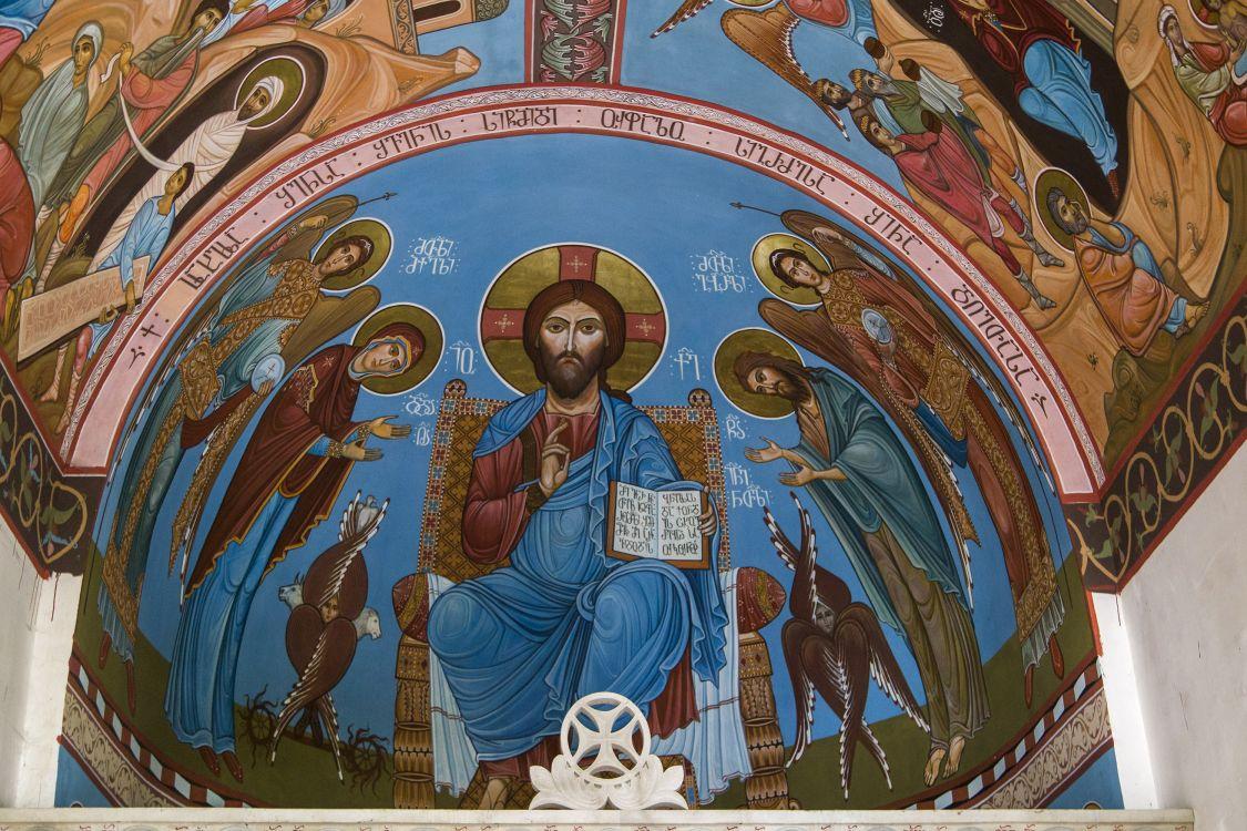 Монастырь Николая Чудотворца. Церковь Шио Мгвимского, Кинцвиси