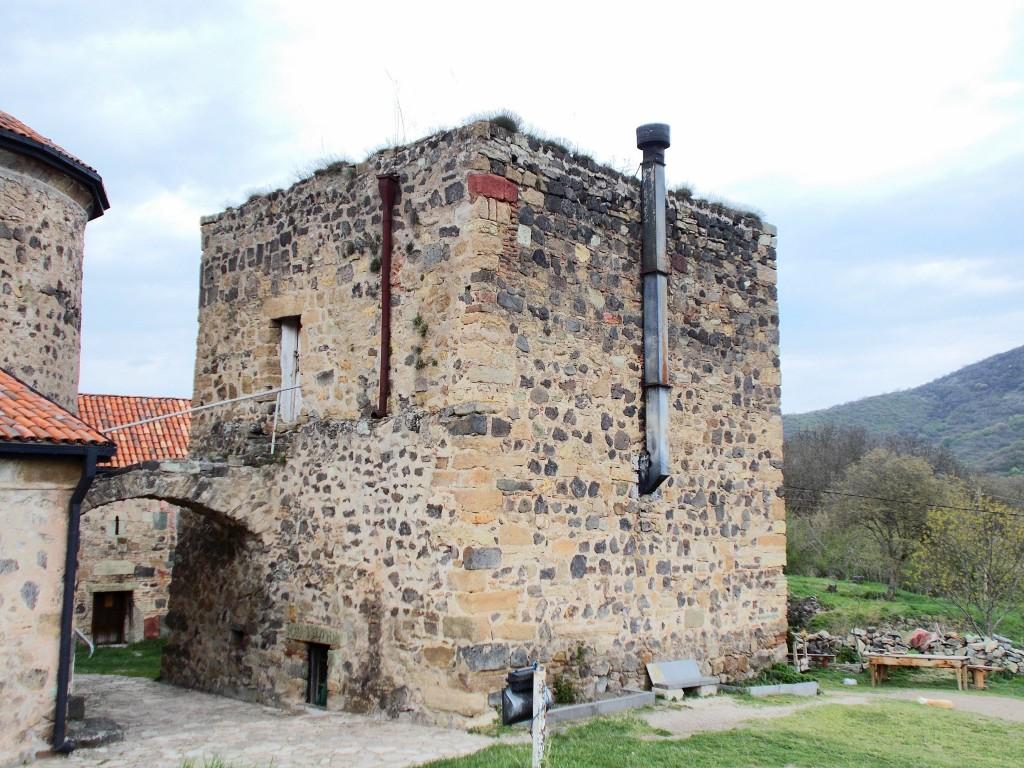 Успенский монастырь, Патара-Дманиси