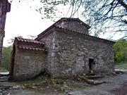 Монастырь Дзвели Шуамта. Зальная церковь - Старая Шуамта - Кахетия - Грузия