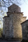Монастырь Дзвели Шуамта. Малая купольная церковь - Старая Шуамта - Кахетия - Грузия
