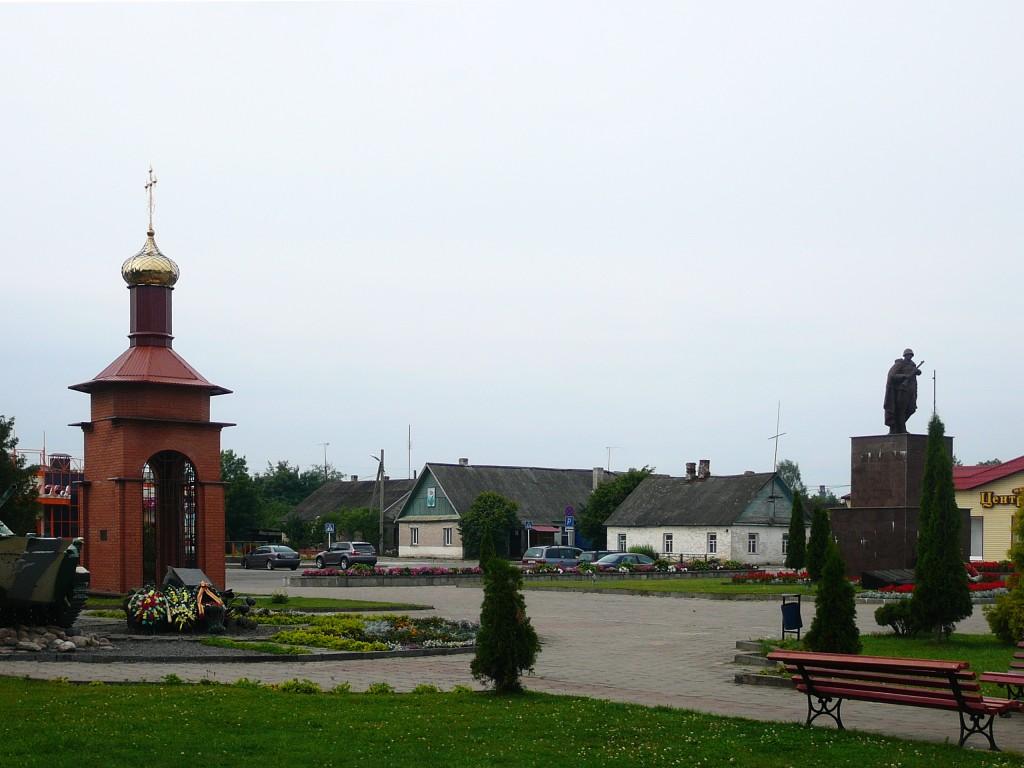 Часовня Александра Невского, Миоры