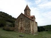 Неизвестная церковь - Манави - Кахетия - Грузия