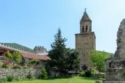 Монастырь Нины равноапостольной. Колокольня - Ниноцминда - Кахетия - Грузия