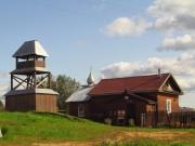 Церковь Вознесения Господня (новая) - Загарье - Юрьянский район - Кировская область