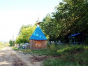 Часовня Николая Чудотворца - Нижнее Афанасово - Нижнекамский район - Республика Татарстан
