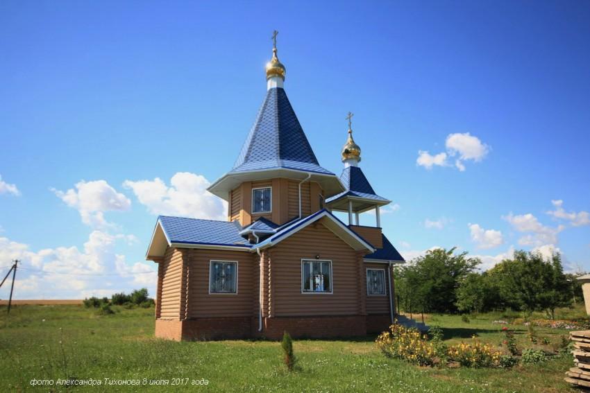 Церковь Андрея Первозванного, Жуково-Татарский