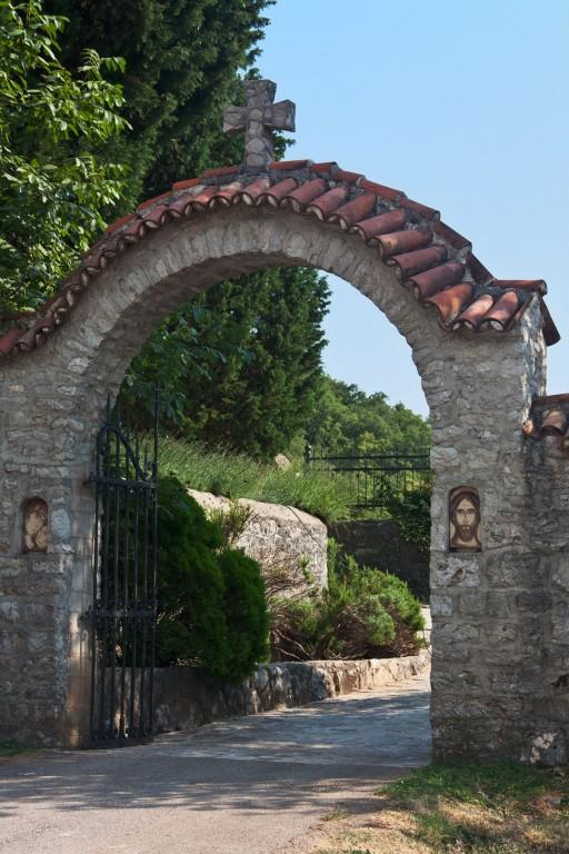 Монастырь Стефана архидиакона, Дульево