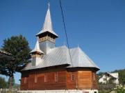 Церковь Сошествия Святого Духа - Мойсей - Марамуреш - Румыния