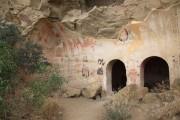 Монастырь Воскресения Христова. Собор Воскресения Христова - Гареджи, хребет - Кахетия - Грузия