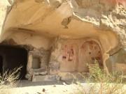 Монастырь Воскресения Христова. Церковь Георгия Победоносца - Гареджи, хребет - Кахетия - Грузия