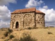Монастырь Воскресения Христова. Церковь Воскресения Христова - Гареджи, хребет - Кахетия - Грузия